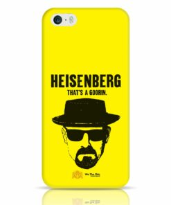 That's A Goorin Breaking Bad Apple iPhone 5S Cover and Case India