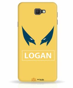 Wolverine Minimalist Samsung J7 Prime Mobile Cover and Case India