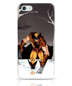 Wolverine - Sketch by Rohith Reddy Apple iPhone 5S Cover and Case India