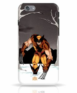 Wolverine - Sketch by Rohith Reddy Apple iPhone 6 Cover and Case India