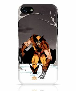 Wolverine - Sketch by Rohith Reddy Apple iPhone 7 Cover and Case India