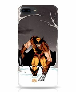 Wolverine - Sketch by Rohith Reddy Apple iPhone 7 Plus Cover and Case India