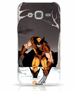 Wolverine - Sketch by Rohith Reddy Samsung Galaxy J7 Mobile Cover and Case India